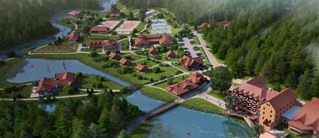 Obóz tenisowy w Kurojadach na Mazurach - Gdyńska Akademia Tenisowa
